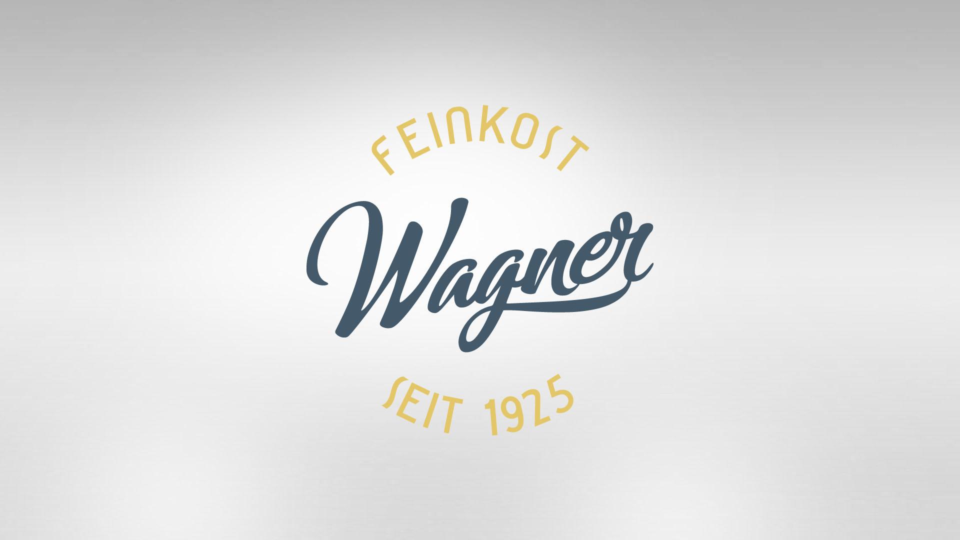 Feinkost Wagner - Logo - Konzept und Design